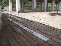 Flooring warping