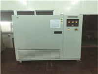 Formaldehyde emission test machine