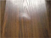 Flooring bump