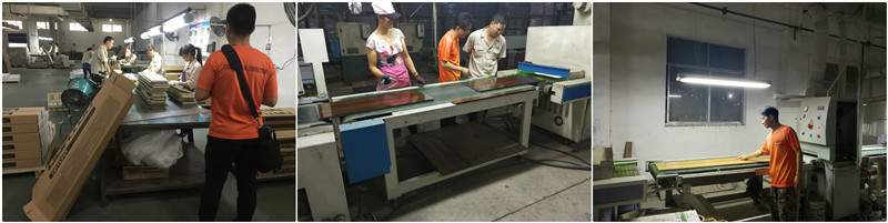 flooring Production process supervision