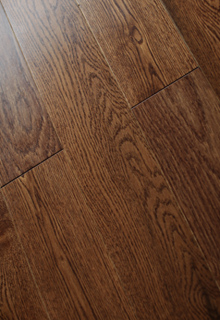 Flat-surface Lacquered Hardwood Flooring-03