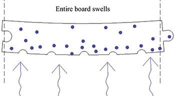 warp board