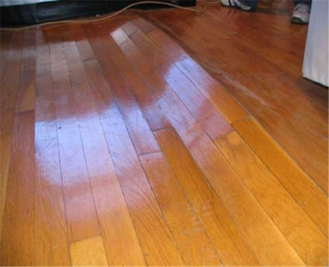 Problems How To Preventrepaired Flooring Buckling On Hardwood Flooring