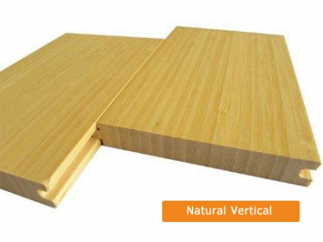 Solid Horizontal/Vertical Bamboo Flooring