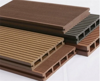 Outdoor WPC Flooring QC