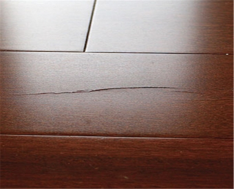 Flooring Cracking