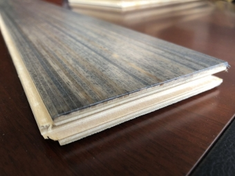 Vertical Engineered Wood Flooring